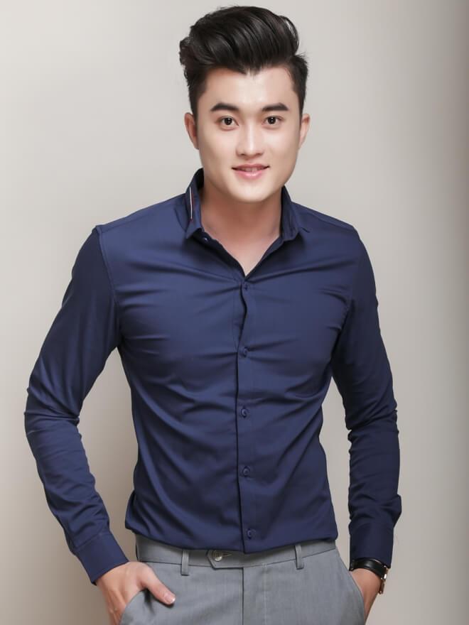 Những lý do khách hàng nên chọn may áo sơ mi đồng phục tại Hà Thành
