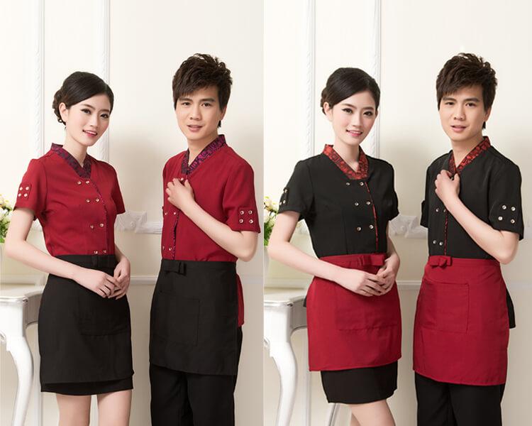 Một số lưu ý khi đặt may đồng phục nhà hàng - khách sạn